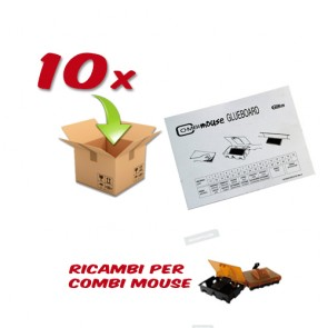 Ricambi Combi Mouse Glueboard