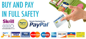 Buy and Pay in full Safety